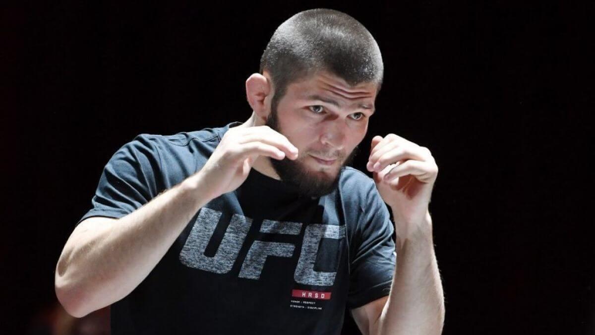 Khabib Nurmagomedov all info UFC